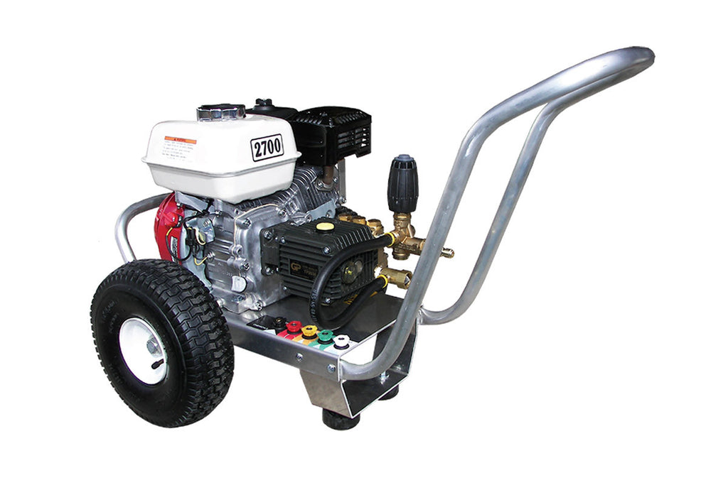E3027HG - 3.0 GPM @ 2700 PSI - Gas, Cold Water, GP Pump, Direct Drive - Core Water Systems