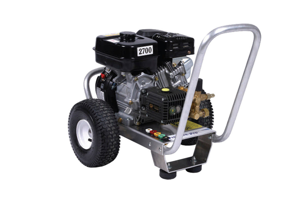 E3027RG - 3.0 GPM @ 2700 PSI - Gas, Cold Water, GP Pump, Direct Drive - Core Water Systems