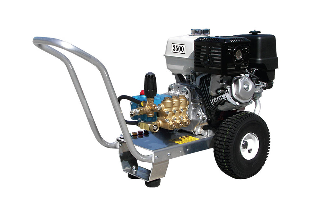 E4035HC - 4.0 GPM @ 3500 PSI - Gas, Cold Water, CAT Pump, Direct Drive - Core Water Systems