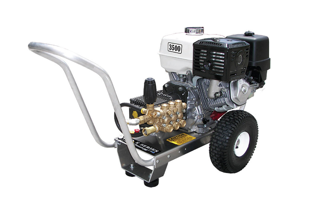 E4035HG - 4.0 GPM @ 3500 PSI - Gas, Cold Water, GP Pump, Direct Drive - Core Water Systems