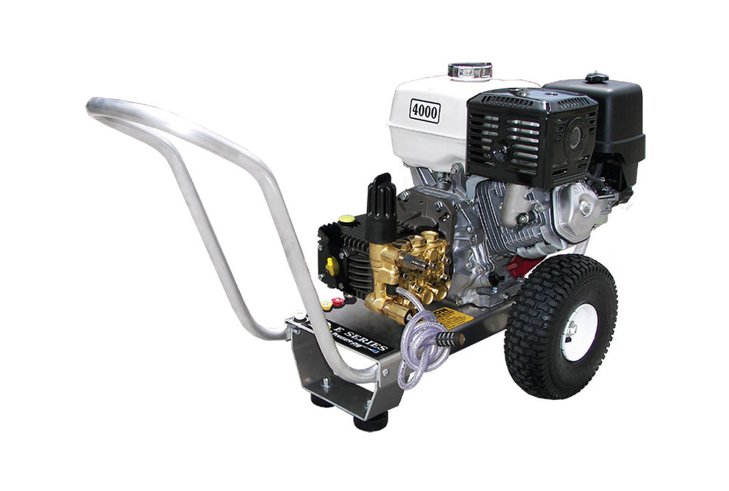 E4040HGI - 4.0 GPM @ 4000 PSI - Gas, Cold Water, GP Pump, Direct Drive - Core Water Systems