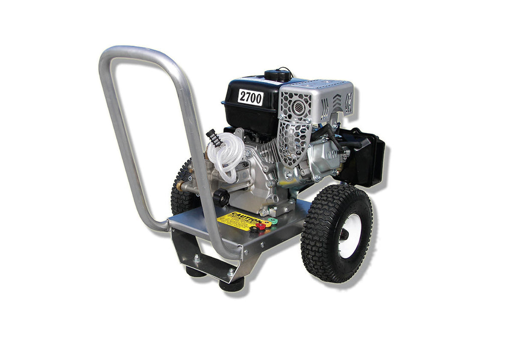 PPS2527KAI - 2.5 GPM @ 2700 PSI - Gas, Cold Water, AR Pump, Direct Drive - Core Water Systems
