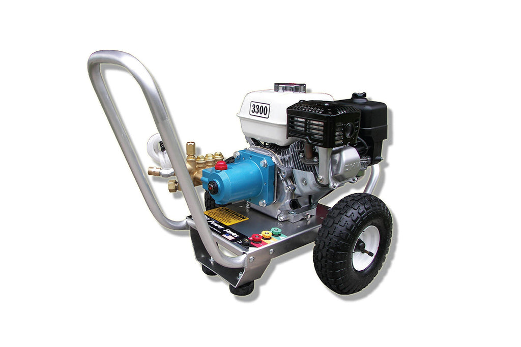 PPS2533HCI - 2.5 GPM @ 3300 PSI - Gas, Cold Water, CAT Pump, Direct Drive - Core Water Systems