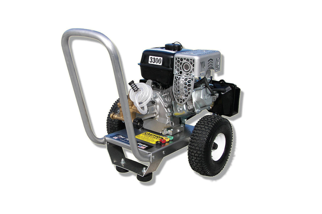 PPS2533KAI - 2.5 GPM @ 3300 PSI - Gas, Cold Water, B Pump, Direct Drive - Core Water Systems