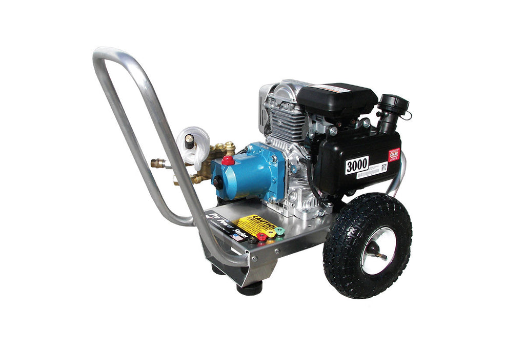 PPS3030HCI - 3.0 GPM @ 3000 PSI - Gas, Cold Water, CAT Pump, Direct Drive - Core Water Systems
