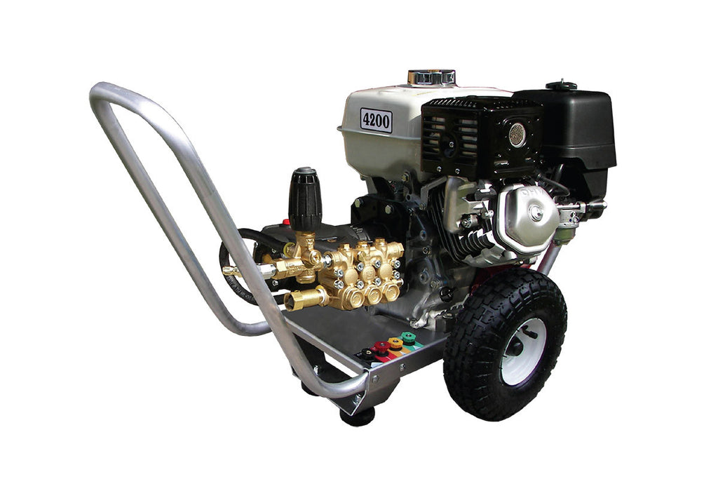 PPS4042HG - 4.0 GPM @ 4200 PSI - Gas, Cold Water, GP Pump, Direct Drive - Core Water Systems