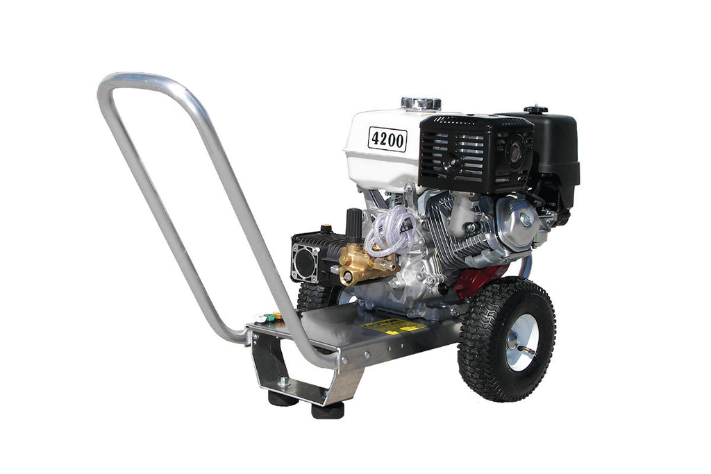 PPS4042HAI - 4.0 GPM @ 4200 PSI - Gas, Cold Water, AR Pump, Direct Drive - Core Water Systems