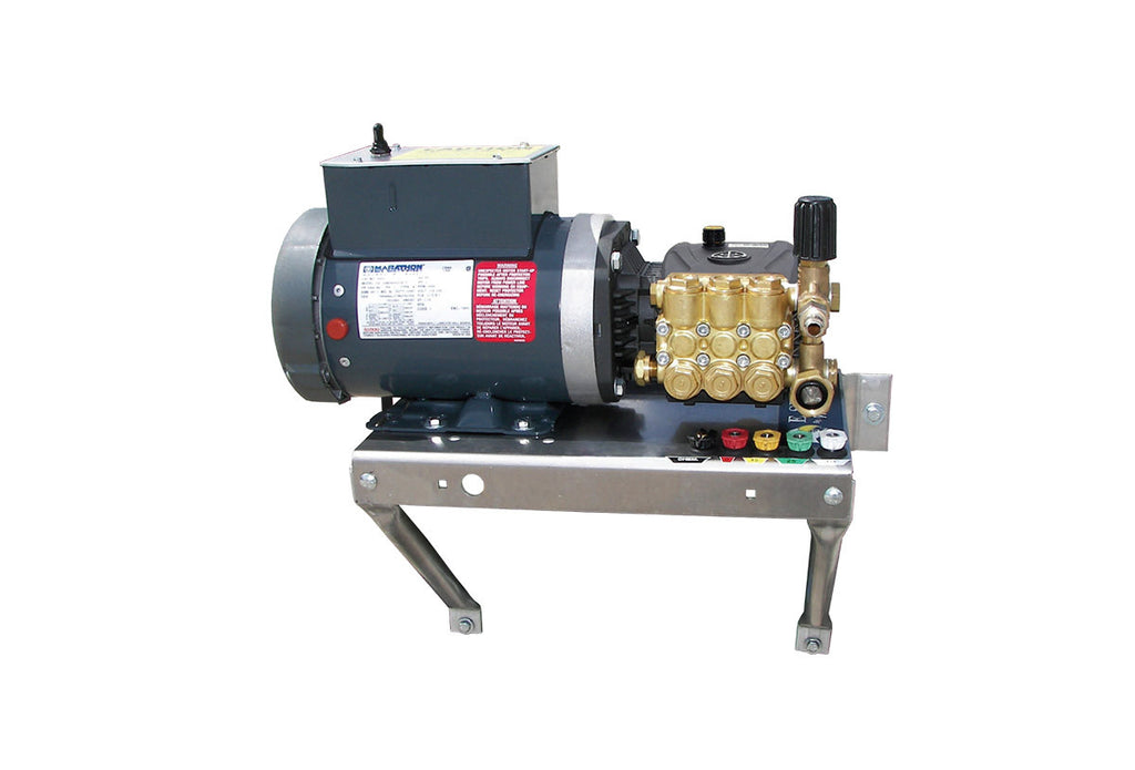 WMEE2015A - 2.0 GPM @ 1500 PSI - Gas, Cold Water, AR Pump, Direct Drive - Core Water Systems
