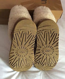 Ugg K. Ellee Tan Sheepskin Ankle Boots Size 2 /33 - Whispers Dress Agency - Sold - 6
