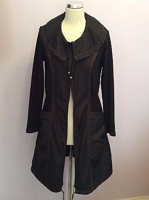 Brand New Kg Lightweight Zip Up Coat Approx. UK 8/10 - Whispers Dress Agency - Womens Coats & Jackets - 1