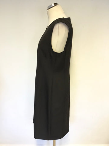 BRAND NEW BETTY BARCLAY BLACK PENCIL DRESS SIZE 18