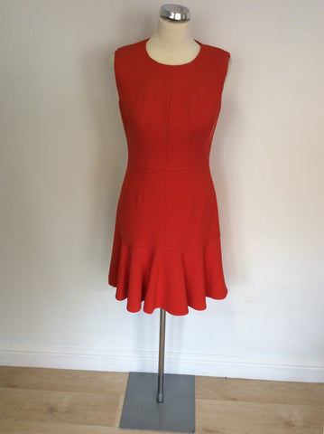 BRAND NEW KAREN MILLEN RED DRESS SIZE 12
