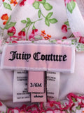Brand New Juicy Couture Floral Print Bikini Age 3/6 Months - Whispers Dress Agency - Baby - 3