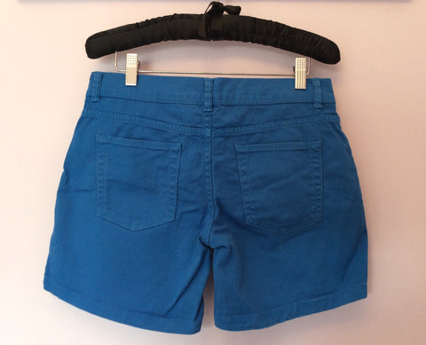 Whistles Bright Blue Shorts Size 26 - Whispers Dress Agency - Womens Shorts - 2
