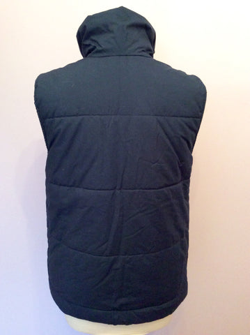 Rohan Dark Blue Padded Gilet/Body Warmer Size XS - Whispers Dress Agency - Womens Gilets & Body Warmers - 2