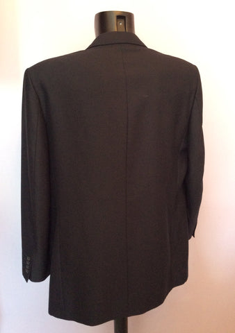 Douglas Dark Blue Wool Blend Suit Jacket Size 46R - Whispers Dress Agency - Mens Suits & Tailoring - 2