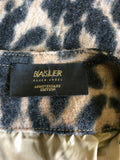 BASLER ANNIVERSARY EDITION CAMEL & BLACK LEOPARD PRINT WOOL JACKET & TOP SIZE 16/18 - Whispers Dress Agency - Sold - 5