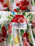 Jackpot By Carli Gry Floral Print Long Skirt Size 4 UK M/L - Whispers Dress Agency - Sold - 2