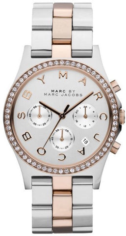 MARC BY MARC JACOBS HENRY CHOREOGRAPH WATCH - Whispers Dress Agency - Womens Jewellery - 2