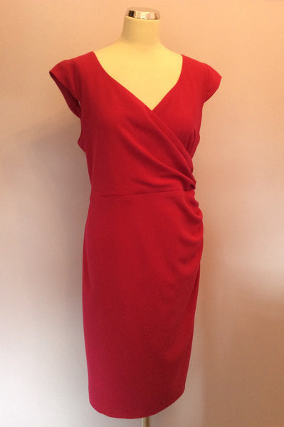 Alexon Pink Pencil Dress Size 18 - Whispers Dress Agency - Womens Dresses - 1