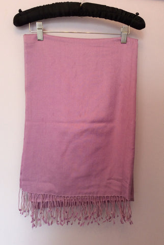 Brand New Lilac Pashmina Wrap - Whispers Dress Agency - Womens Scarves & Wraps