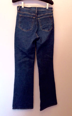 Not Your Daughters Blue Bootcut Jeans Size Uk 10 - Whispers Dress Agency - Womens Jeans - 2