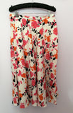 Peter Martin Floral Print Linen Skirt & Jacket Suit Size 12 - Whispers Dress Agency - Womens Suits & Tailoring - 5