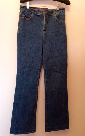 Not Your Daughters Blue Bootcut Jeans Size Uk 10 - Whispers Dress Agency - Womens Jeans - 1