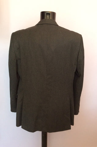 Moss Dark Grey Suit Size 42L/36W/32L - Whispers Dress Agency - Mens Suits & Tailoring - 3