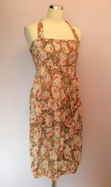 The Masai Clothing Company Floral Print Sundress Size XS - Whispers Dress Agency - Sold - 1