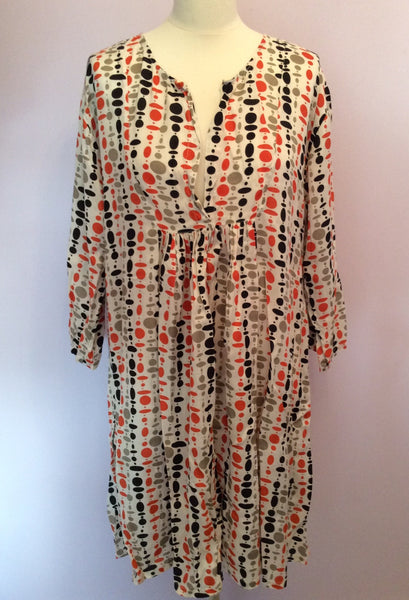 The Masai Clothing Company Print Dress Size XL - Whispers Dress Agency - Sold - 1