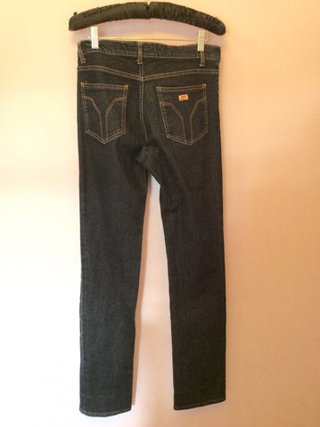 "Miss Sixty Dark Blue Slim Leg Jeans Size 29"" - Whispers Dress Agency - Womens Jeans - 3"