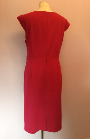 Alexon Pink Pencil Dress Size 18 - Whispers Dress Agency - Womens Dresses - 3