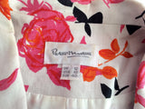 Peter Martin Floral Print Linen Skirt & Jacket Suit Size 12 - Whispers Dress Agency - Womens Suits & Tailoring - 6
