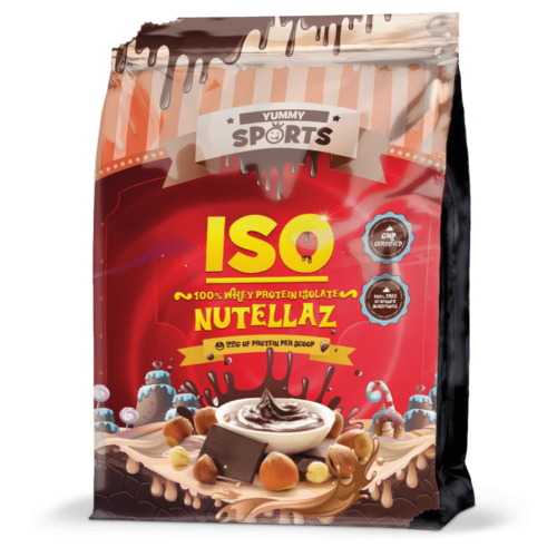 Yummy Sports ISO Protein Nutellaz