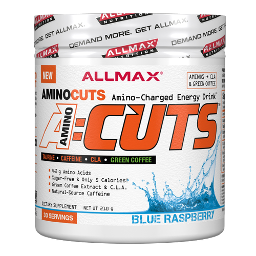 AMINOCUTS could be the most delicious drink mix we've ever made. Perfect to enjoy anytime, easy-to-mix, full of Aminos and loaded with diet-friendly ingredients like natural-source Caffeine (125mg).