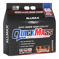 Allmax Quickmass Weight Gainer (12lb)