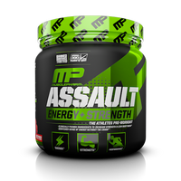 MusclePharm Assault Pre-Workout (30 Servings)