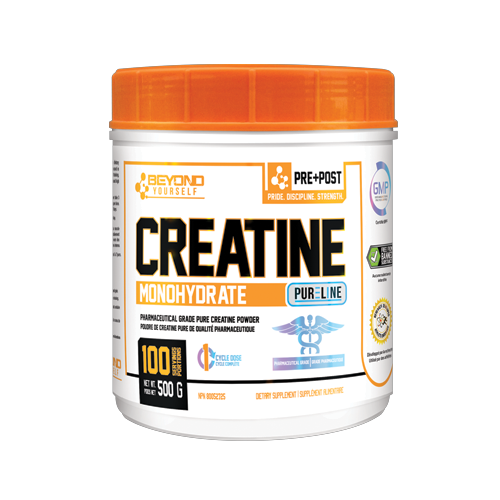 Beyond Yourself PureLine Creatine Monohydrate (500g)