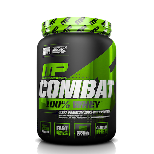 MusclePharm Combat 100% Whey (5lb)