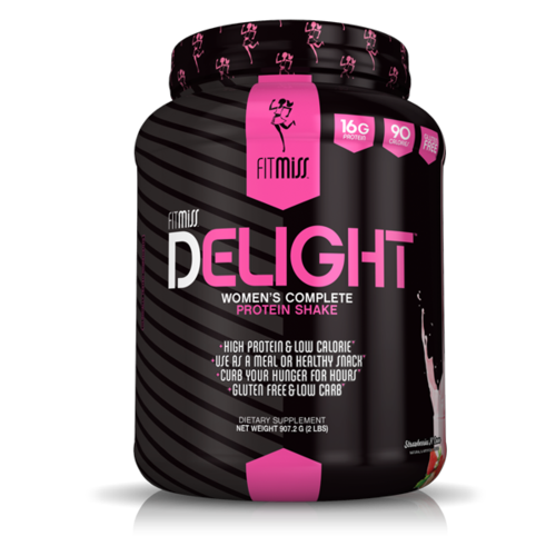 Fitmiss Delight Women's Complete Protein Shake (1.2LB)