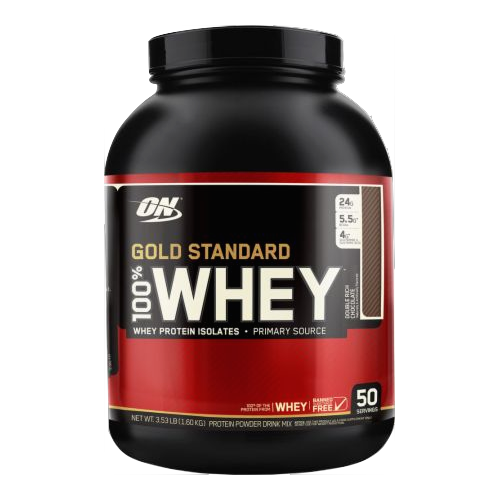 Optimum Nutrition Gold Standard 100% Whey Protein (5lb)