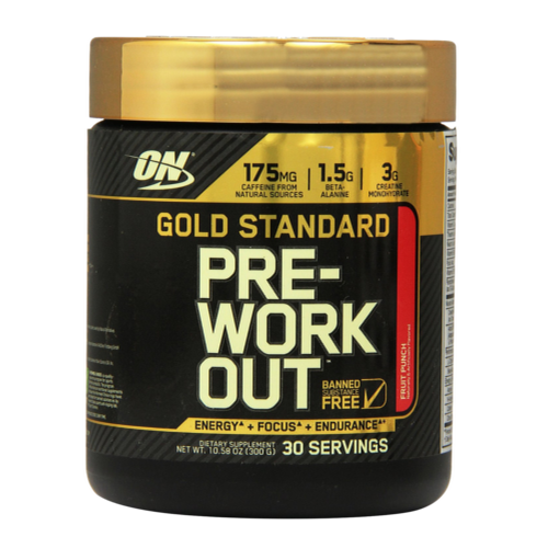 Optimum Nutrition Gold Standard Pre-Workout (30 Serv)