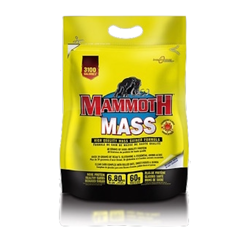 Mammoth Mass Weight Gainer Protein (15lbs)