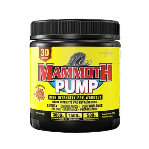 Mammoth Pump Preworkout (30 Servings)