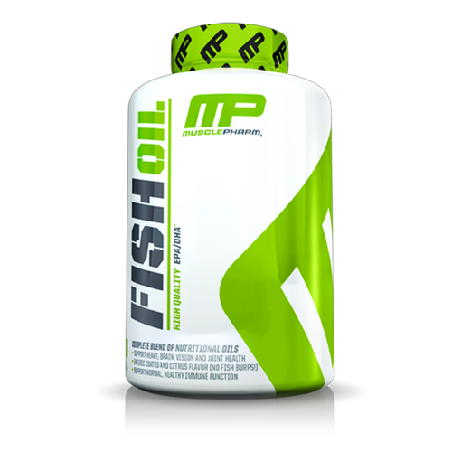 MusclePharm Fish Oil (90 Servings)