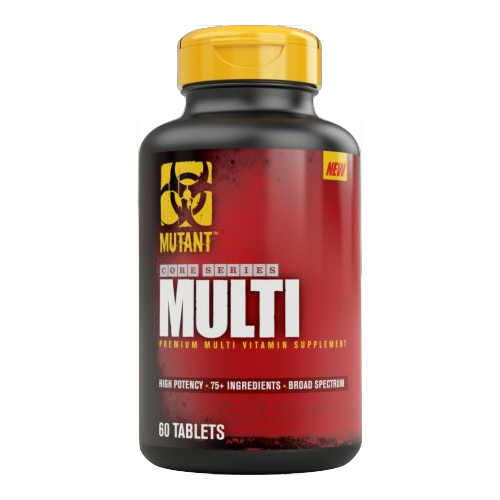 Mutant Multi Vitamin (60 Tablets)