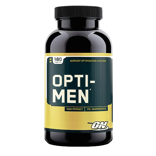 Optimum Nutrition Opti-Men MultiVitamin (90 Tablets)