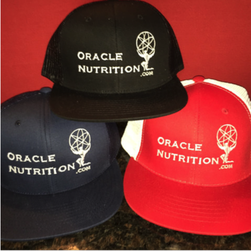 Oracle Nutrition Hats