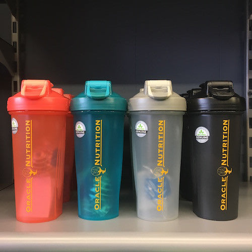 Oracle Nutrition Blender Bottle Shakers (28 Oz.)